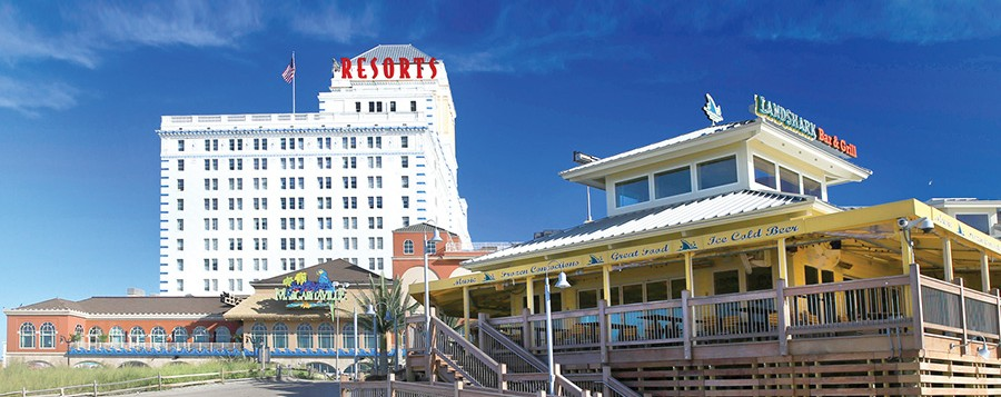 Atlantic City All Inclusive Meeting Package