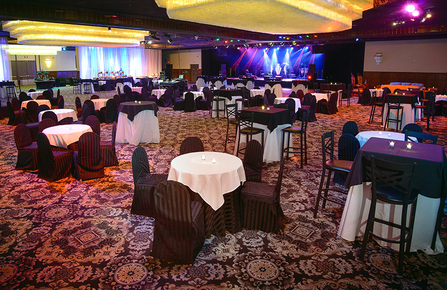 Ballroom 2 Atlantic City meeting space
