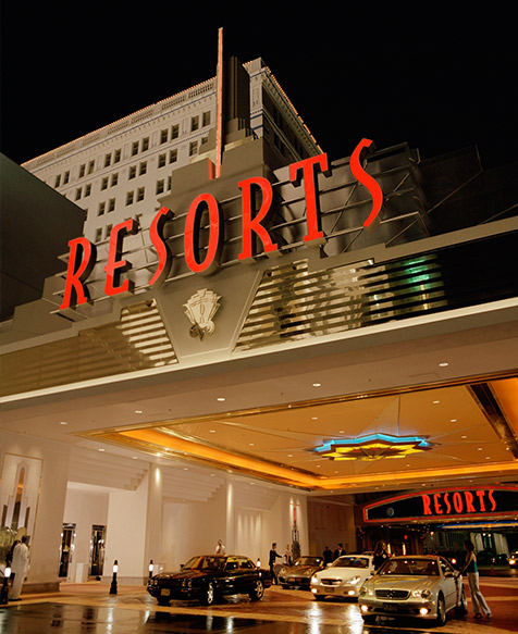 Resorts Main Entrance Atlantic City meeting space