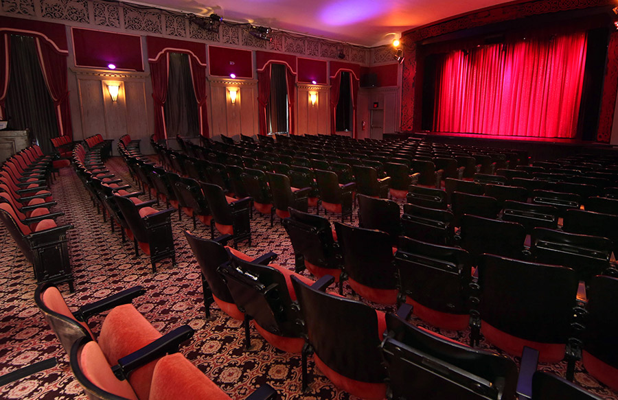 Screening Room Atlantic City event space